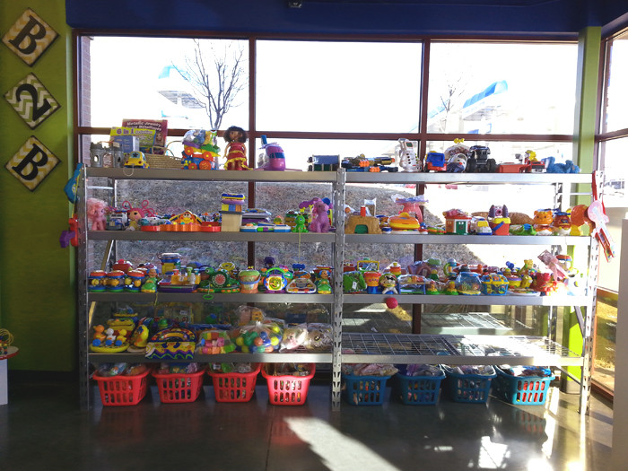 photo of toys