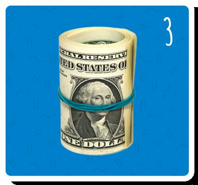 photo of cash